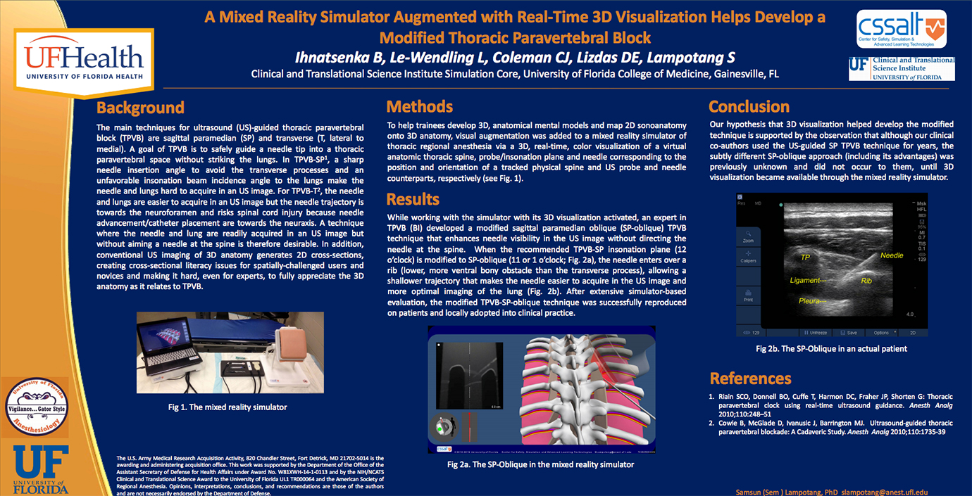 Abstracts & Posters » The Center for Safety, Simulation and